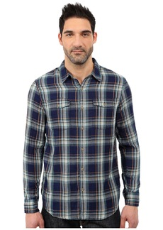 Lucky Brand Double Weave Workshirt