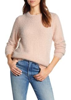 Lucky Brand Eyelash Crewneck Sweater