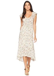 Lucky Brand Felice Floral Dress