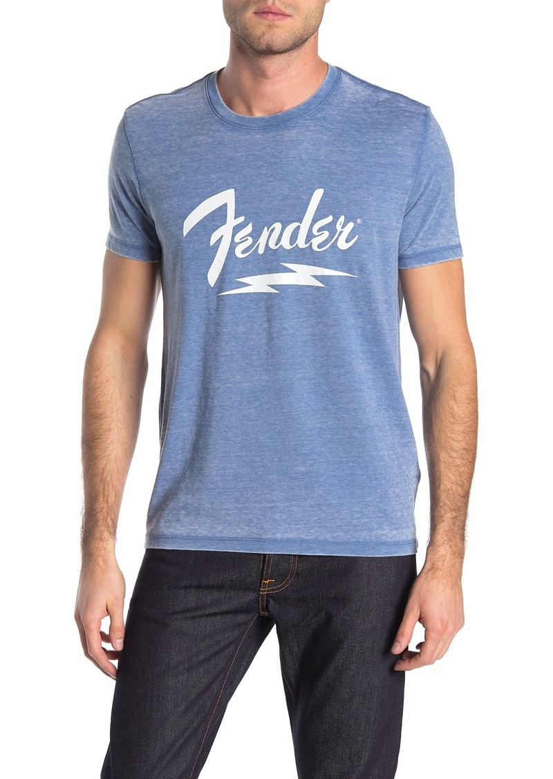Lucky Brand Fender Lightning T-Shirt