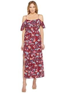 Lucky Brand Floral Maxi Dress