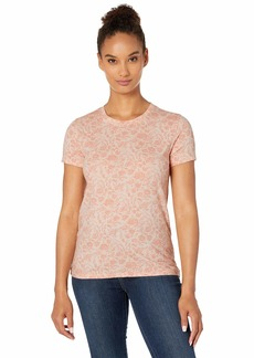 Lucky Brand Floral Tee