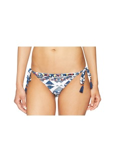 Lucky Brand Going South Tie Side Hipster Bikini Bottom