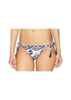 Lucky Brand Going South Tie Side Hipster Bikini Bottom