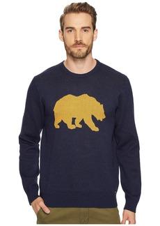 Lucky Brand Golden Bear Sweater
