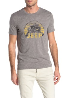 Lucky Brand Jeep On Rocks T-Shirt