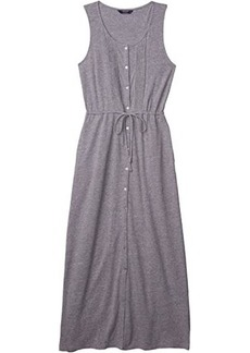 Lucky Brand Knit Pin Tuck Midi Dress