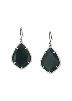 Lucky Brand Large Diamond Drop Earrings