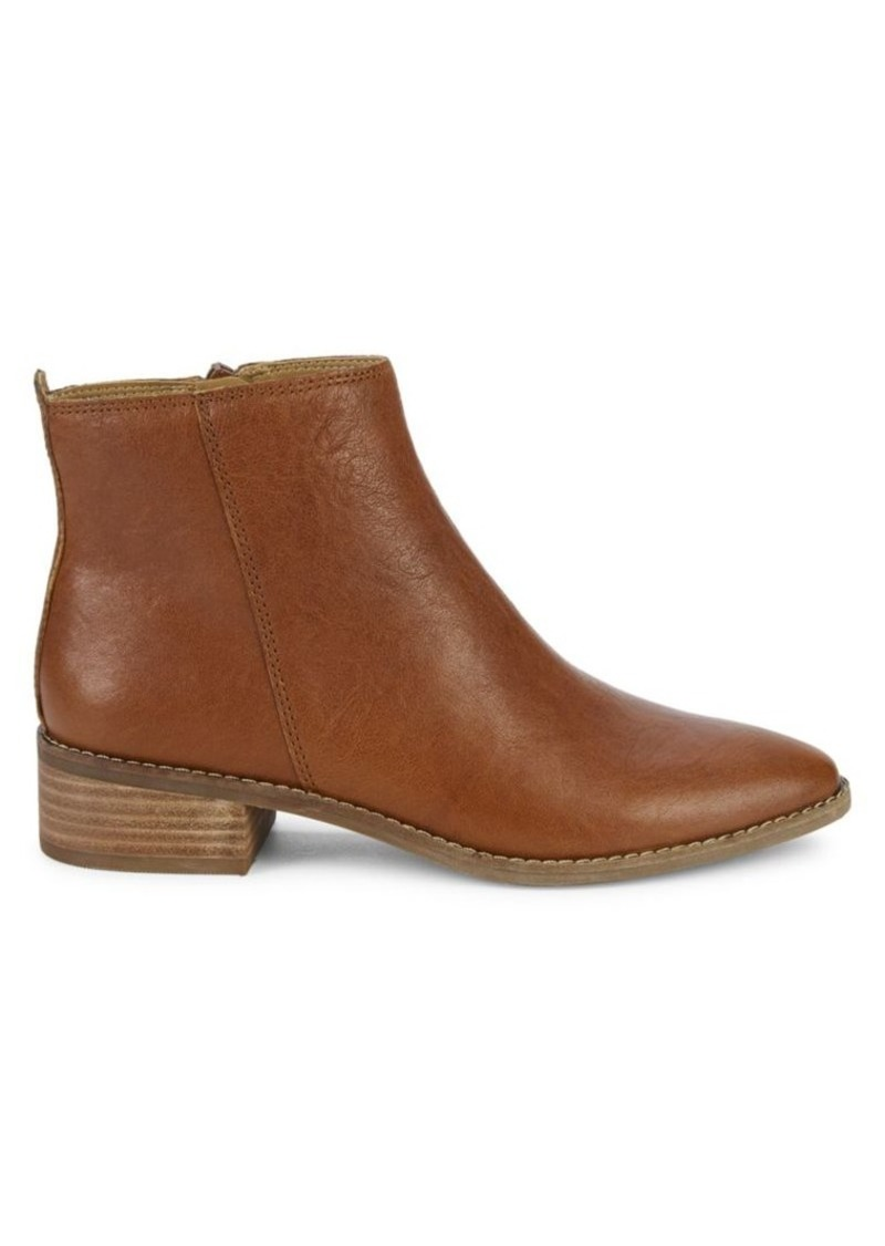 Lucky Brand Letrica Leather Booties