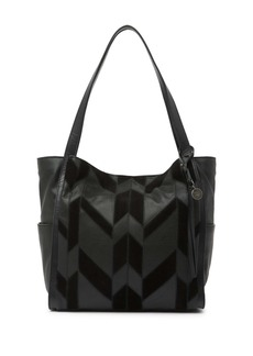 Lucky Brand Lich Patchwork Leather Tote