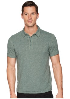 Lucky Brand Linen Polo Shirt