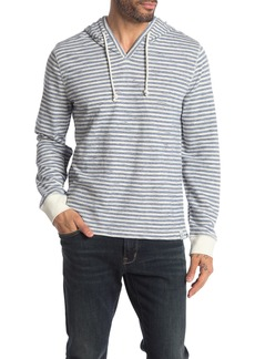 Lucky Brand Long Sleeve Tri-Blend Hoodie