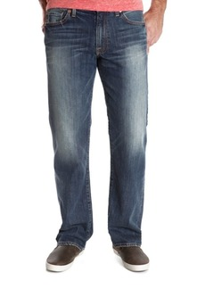Lucky Brand 361 Vintage Straight Mahongany Wash Jeans