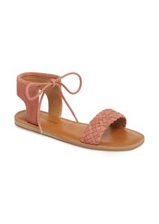 Lucky Brand Adannta Ankle Tie Sandal (Women)