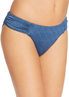 Lucky Brand All the Frills Bikini Bottom