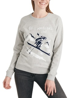 Lucky Brand Apres Ski Crewneck Sweater