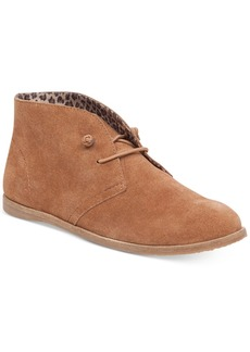 Lucky Brand Ashbee Lace-Up Booties Women's Shoes
