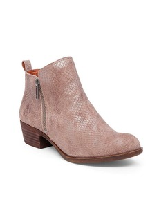 """Lucky Brand® """"Basel"""" Casual Booties"""