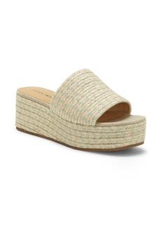 Lucky Brand Befanni Platform Slide Sandal (Women)