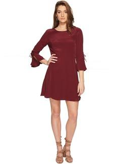 Lucky Brand Bell Sleeve Dress