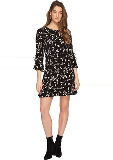 Lucky Brand Bell Sleeve Dress
