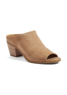 Lucky Brand Benah Block Heel Mule (Women)