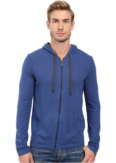 Lucky Brand Black Label Full Zip Hood