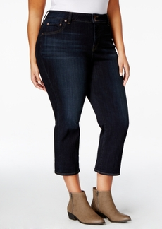 Lucky Brand Bradford Wash Cropped Jeans