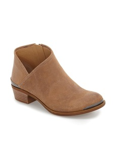 Lucky Brand Breeza Asymmetrical Bootie (Women)