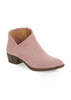 Lucky Brand Breeza Perforated Bootie (Women)