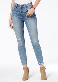 Lucky Brand Bridgette Contrast-Pocket Skinny Jeans