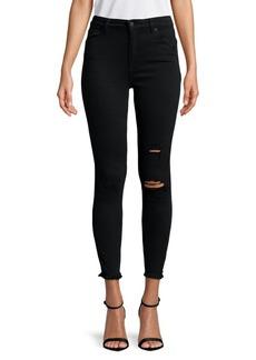 Lucky Brand Bridgette Distressed Skinny Jeans
