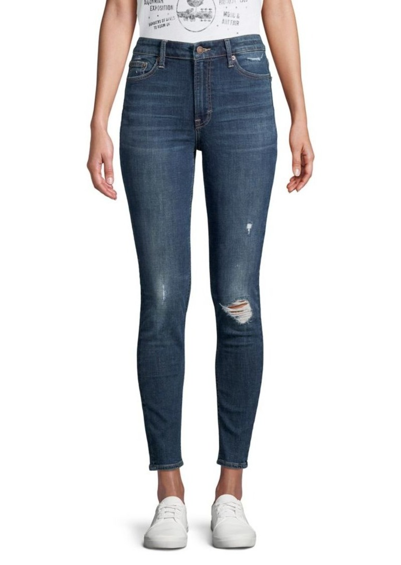 Lucky Brand Bridgette High-Rise Skinny Jeans