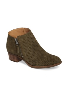 Lucky Brand Brielley Perforated Bootie (Women)