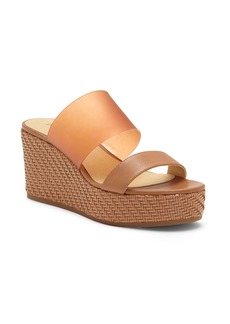 Lucky Brand Brindia Platform Wedge Sandal (Women)