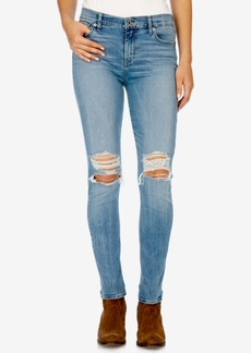 Lucky Brand Brooke Ripped Skinny Jeans