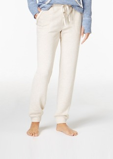 Lucky Brand Brushed Terry Pajama Jogger Pants