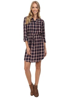 Lucky Brand Bungalow Plaid Dress