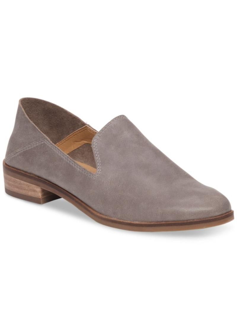 Lucky Brand Cahill Deconstructed Flats Women's Shoes aRxTGXRN