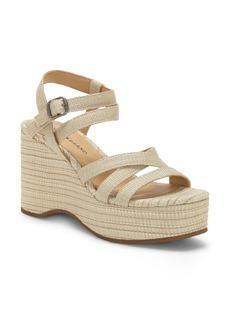 Lucky Brand Carlisha Platform Wedge Sandal (Women)