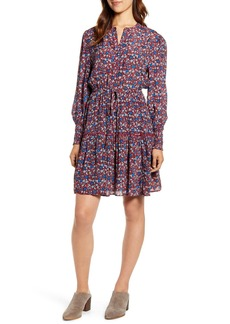 Lucky Brand Carrie Floral Print Dress