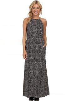 Lucky Brand Chevron Printed Dress