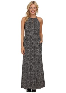 Lucky Brand Chevron Printed Dress