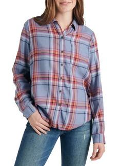 Lucky Brand Classic Plaid Shirt