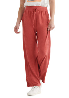Lucky Brand Cloud Jersey Ribbed Pants
