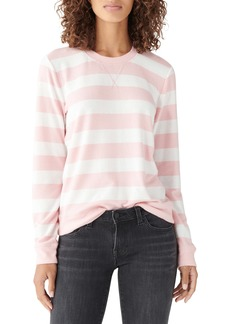 Lucky Brand Cloud Jersey Sweatshirt