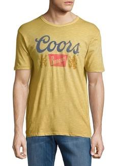 Lucky Brand Coors Banquet Crewneck Tee