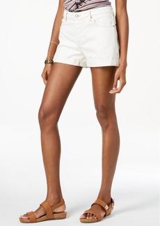 Lucky Brand Cotton Cuffed Boyfriend Shorts