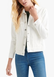 Lucky Brand Cotton Denim Jacket
