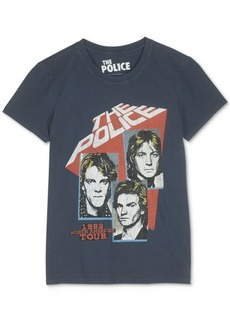Lucky Brand The Police Graphic T-Shirt